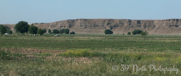 Fields near Altun Kupri