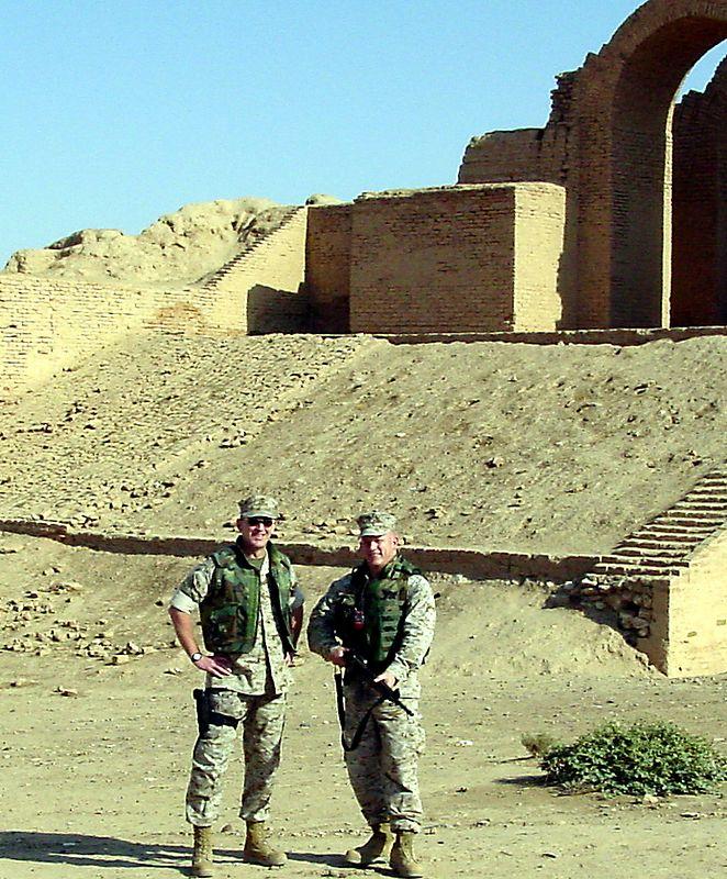 Ninivah Iraq 2003