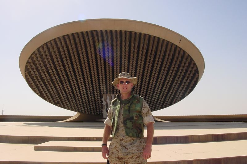 Tomb of the Unknown Soldier Baghdad Iraq