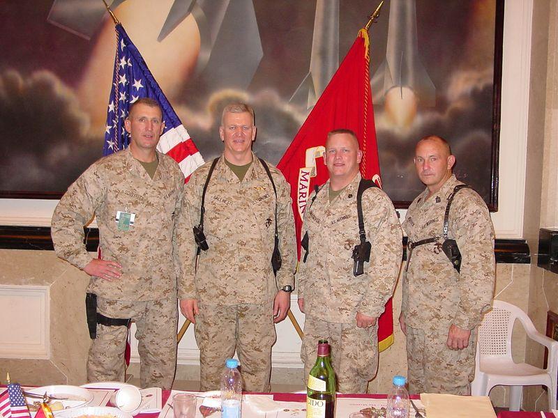 USMC Birthday Ball 2003