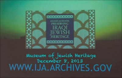 Iraqi Jewish Archives
