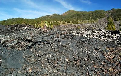 Pahoehoe-Lava