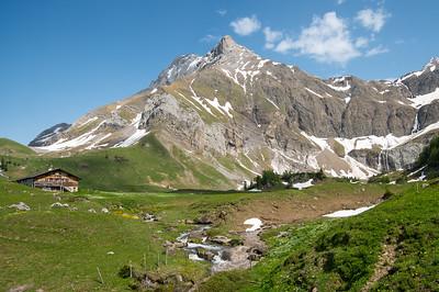 Niesehore 2776 m