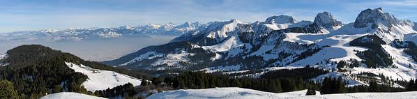 Panorama Selibüel 1750 m