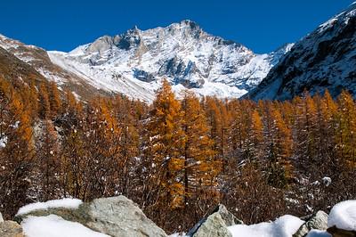 Weisshorn 4506 m