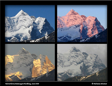 Wetterhorn 3692 m