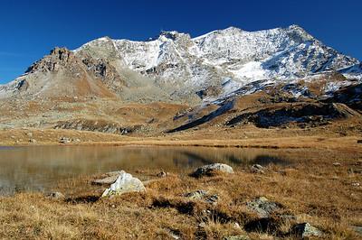 Piz Corvatsch 3451 m