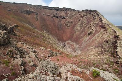Blick in den Monte Corona