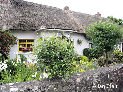 Adare Village, Co Limericak, Ireland Village of Adare, County Limerick, Ireland