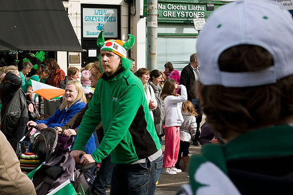 A Parade in Greystones (36 Photographs)