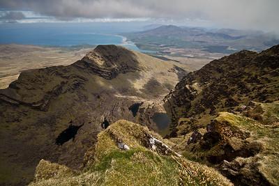 Ireland - April 27 2011 - Mount Brandon, Dingle
