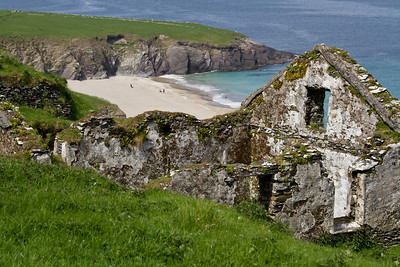 Ireland - April 28 2011 - Great Blasket Island