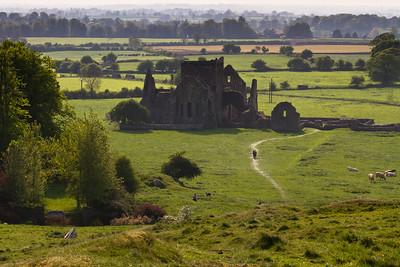 Ireland - April 30 - Rock of Cashel
