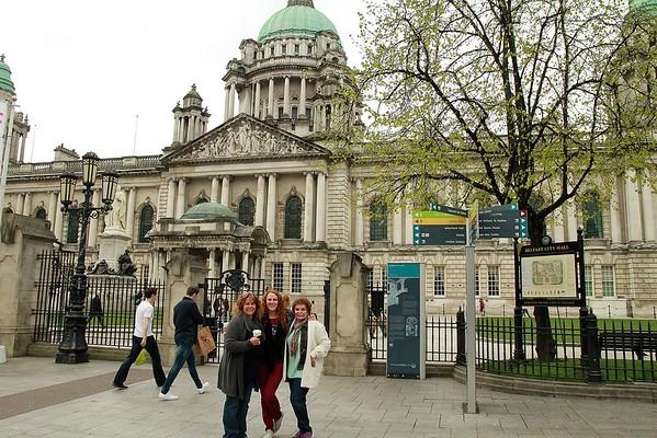 Belfast and Dublin