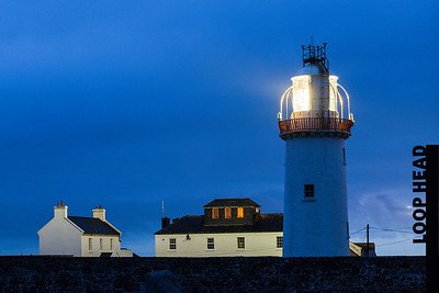 Loop Head Lighthouse, Ireland