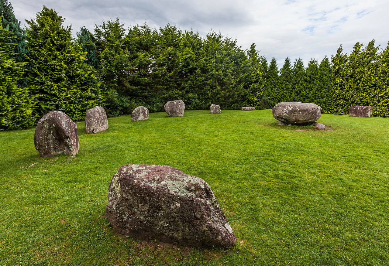 Kenmare Stone Circle, Kerry, Ireland