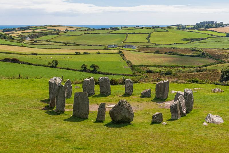 Drombeg Stone Circle, Ireland