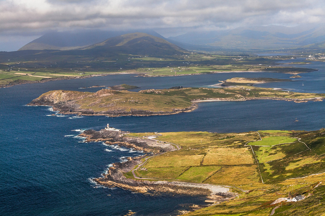 Valentia Island Lighthouse, Cromwell Point, Ireland