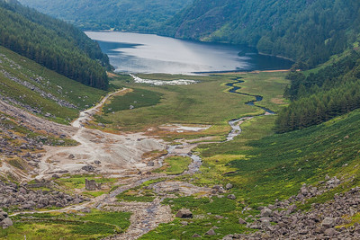 Glendalough Mine, Wicklow Mountains National Park, Ireland