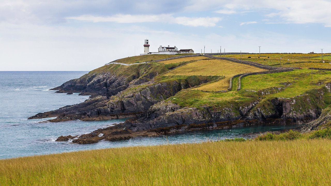 Galley Head Lighthouse, Ireland