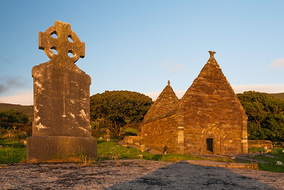 Kilmalkedar Church, DIngle, Ireland