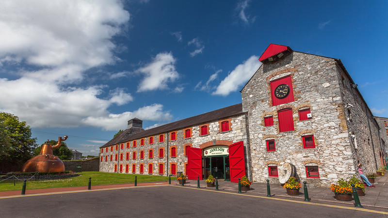Jameson Distillery, Ireland