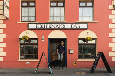 Fisherman's Bar, Portmagee, Kerry, Ireland