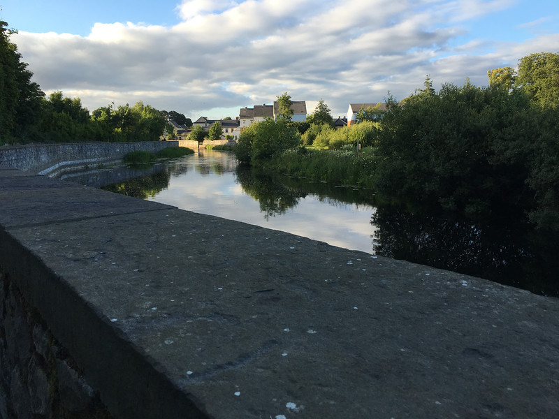 river thru Ennis