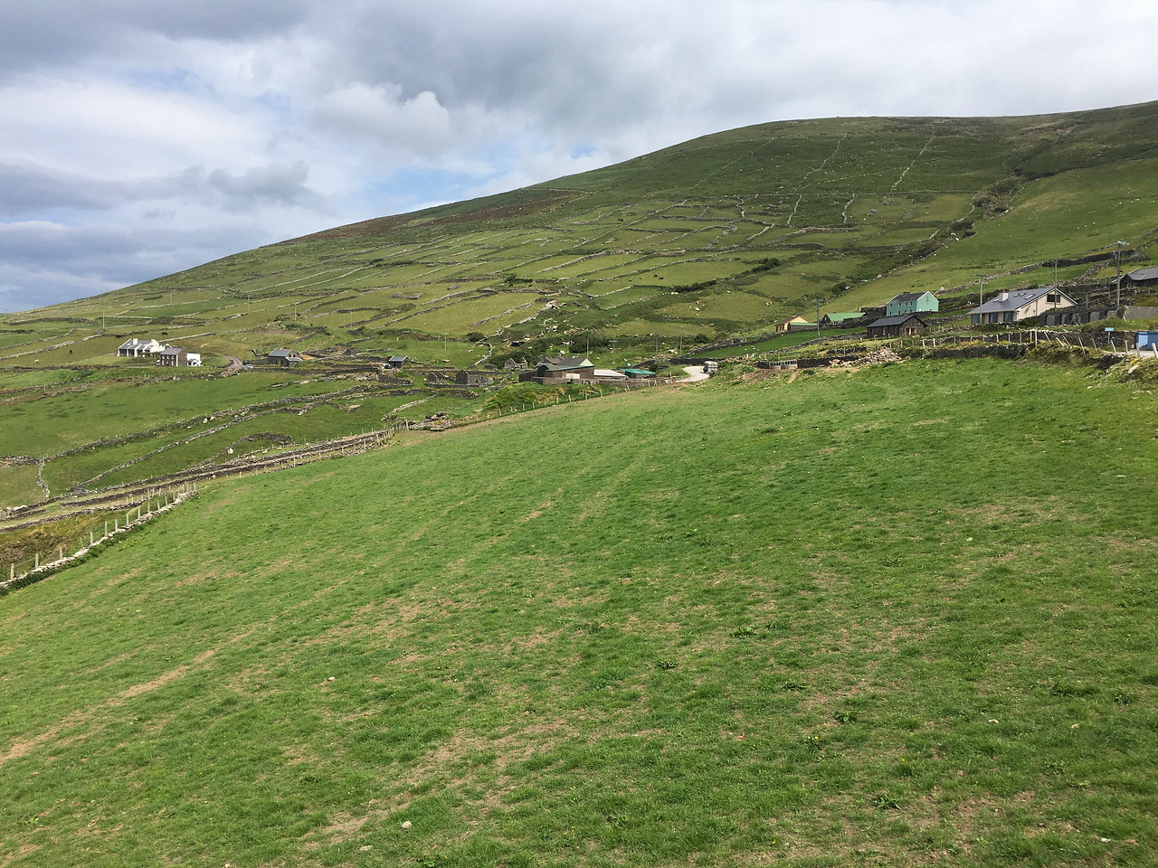 hiking near Dingle