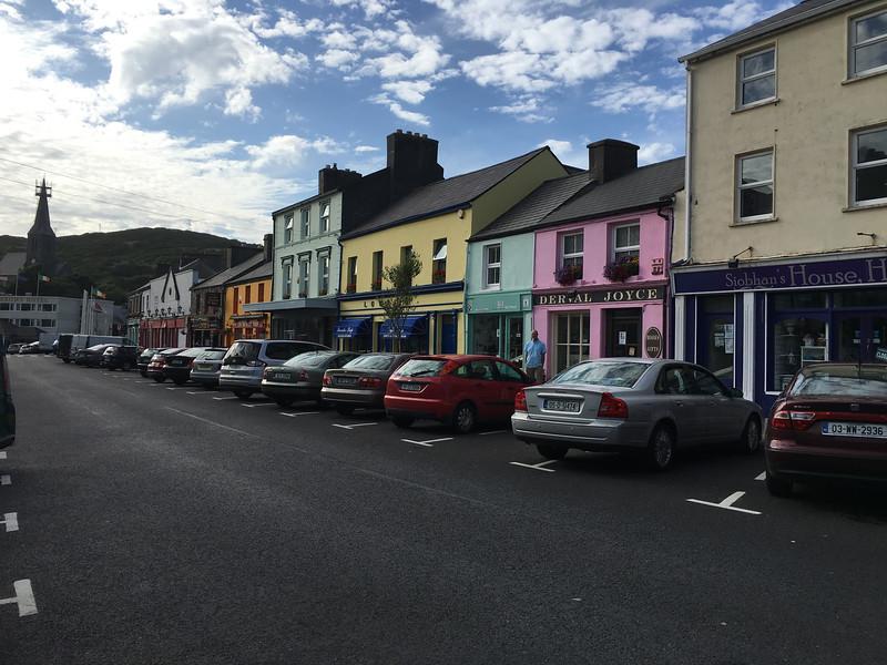 Clifdon in Connemara region. We stayed 9 nights