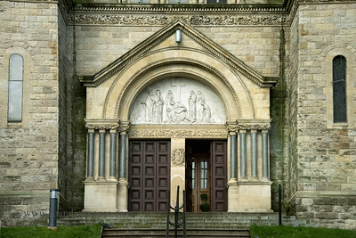 Holy Cross Monastery Church, Belfast, N. Ireland