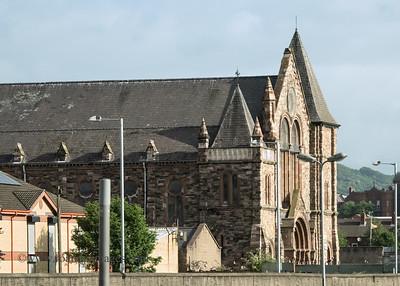 Townsend Street Presbyterian Church, Belfast, N. Ireland