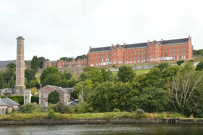 St Kevin's Asylum and Old Cork Waterworks, Cork, Co Cork