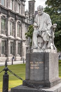 George Salmon, Provost, Trinity College, Dublin, Co Dublin