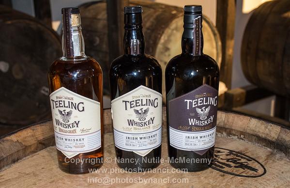March 19 Dublin and Teeling Distillery
