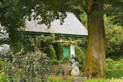 Glenveagh Castle Garden, Co Donegal