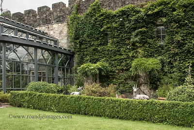 Glenveagh Castle Garden, Co Donegal