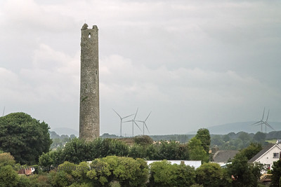 Dublin to Cashel Travels- Irish Round Tower