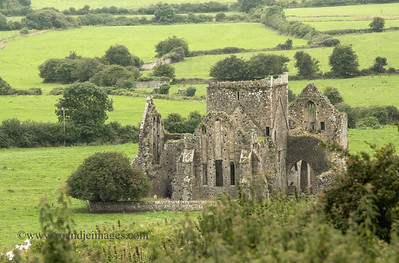 Hore Abbey (from Rock of Cashel), Cashel, Co Tipperary