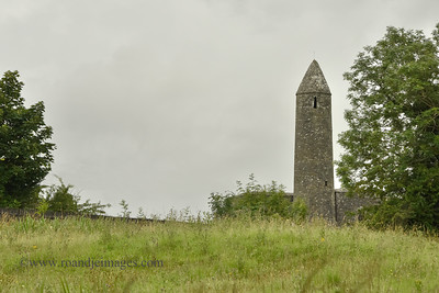 Turlough Round Tower, Co. Mayo