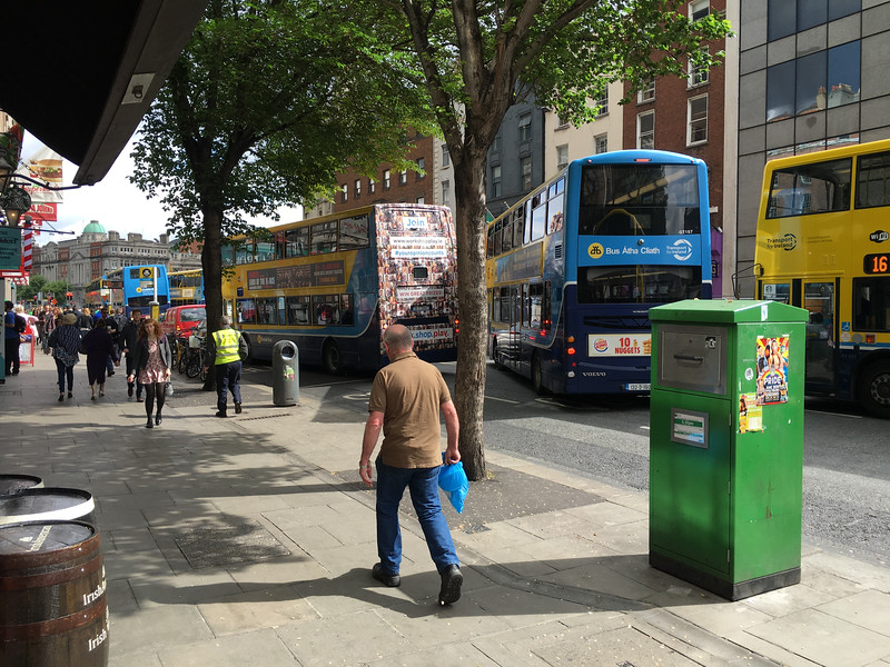 double decker buses