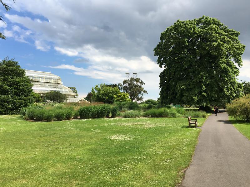 Botanical gardens in Dublin