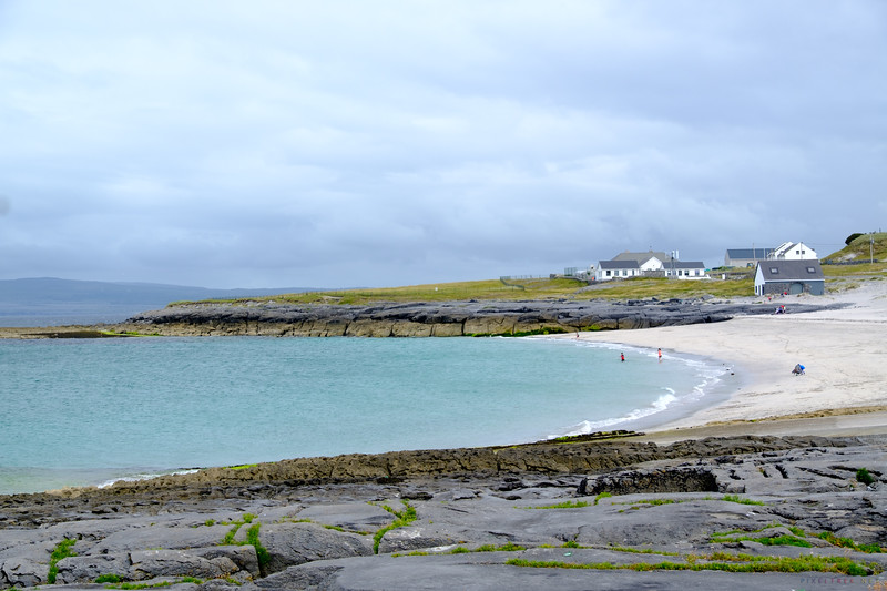 The beach at Inisheer