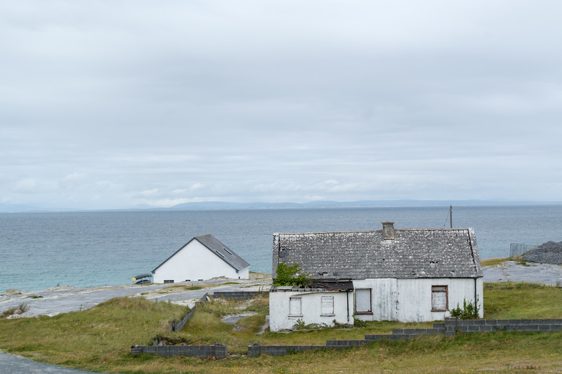 A home on Inisheer.  This is not an easy life.