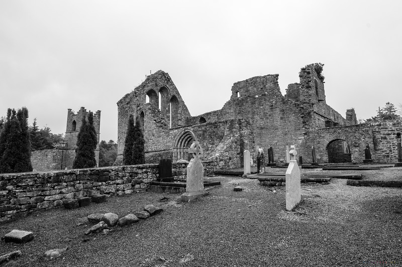 Graveyard and Ruins of Cong Abbey