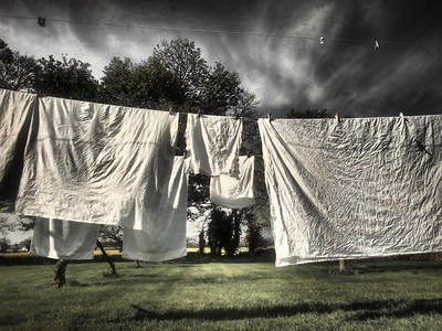 Laundry Day in Kilkenny