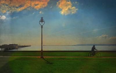 Dublin Bay Bicyclist