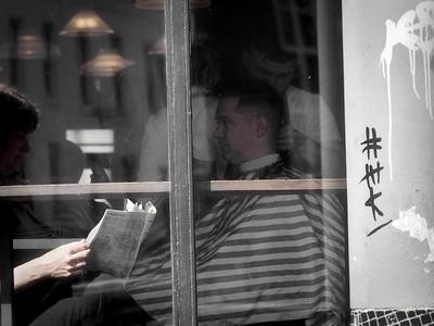 Barber in Dublin