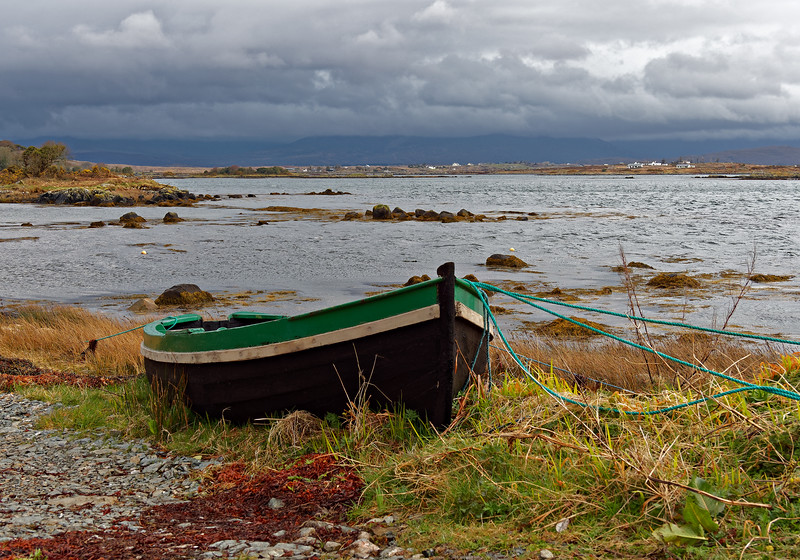 Just outside of Roundstone