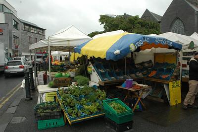 Farmer's Market Galway